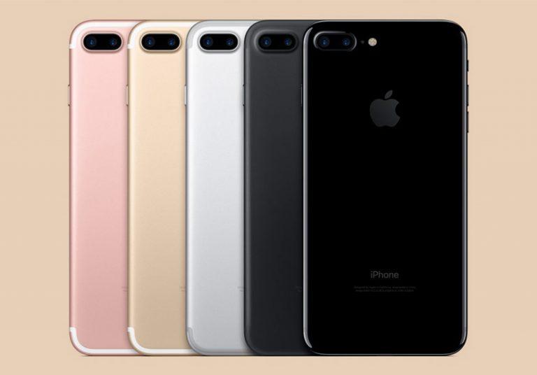 Apple thừa nhận có lỗi trên một số máy iPhone 7