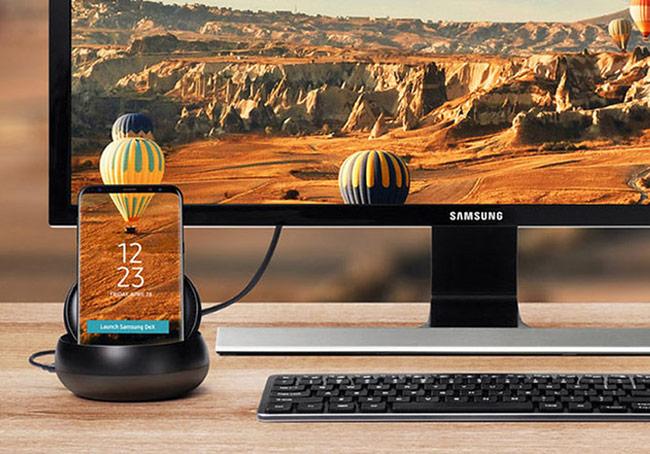 Samsung DeX Pad có thêm tính năng mới.Samsung DeX Pad có thêm tính năng mới.