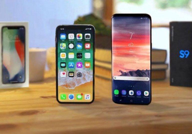 Samsung mua lại iPhone X với giá 350 USD