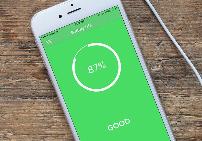 Tự kiểm tra độ chai pin iPhone thế nào