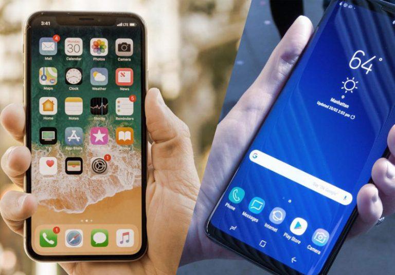 Chi phí linh kiện Galaxy S9 thấp hơn iPhone X