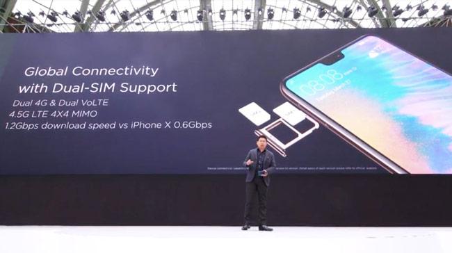Một ví dụ điển hình cho sự luôn mang iPhone vào để so sánh