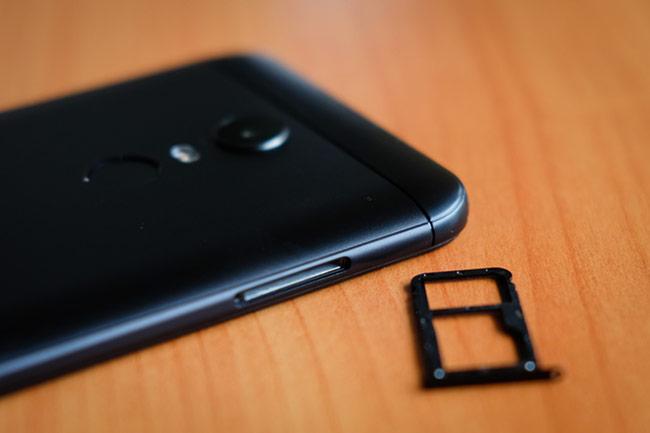 Redmi 5 Plus có bộ nhớ trong 32GB