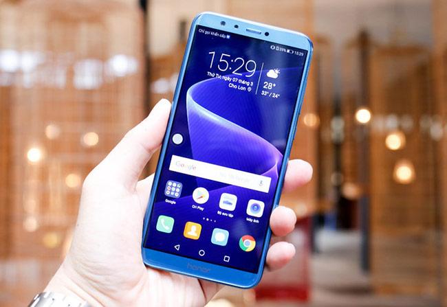 smartphone tràn viền giá rẻ nhất thị trường