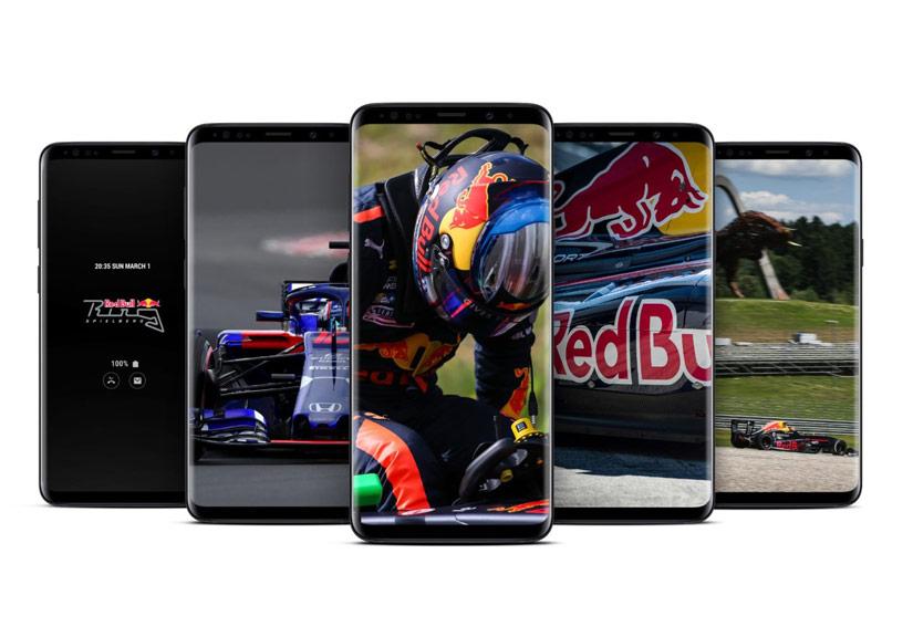 Galaxy S9 phiên bản đặc biệt cho người yêu Công thức 1