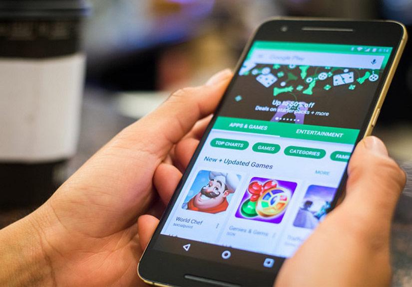 Kho ứng dụng cho iPhone thu về nhiều tiền gấp đôi AndroidKho ứng dụng cho iPhone thu về nhiều tiền gấp đôi Android