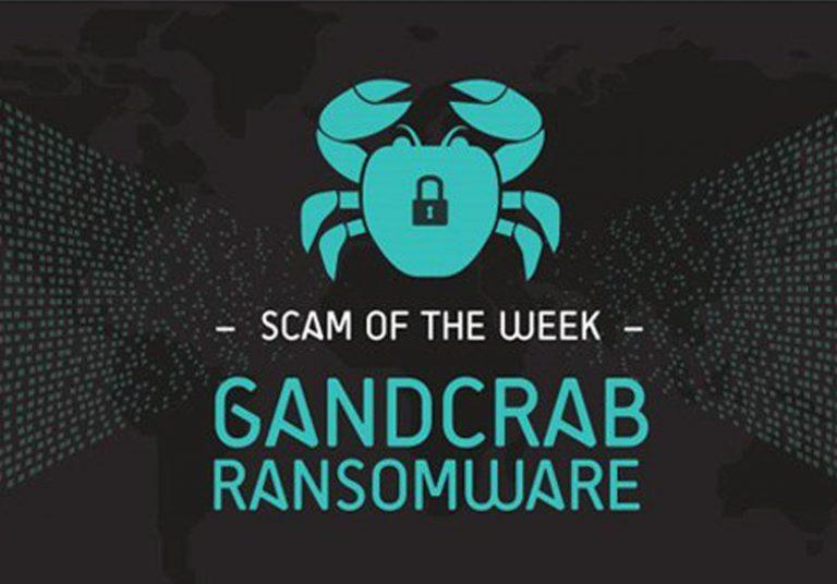 Mã độc tống tiền GandCrab tấn công Việt Nam