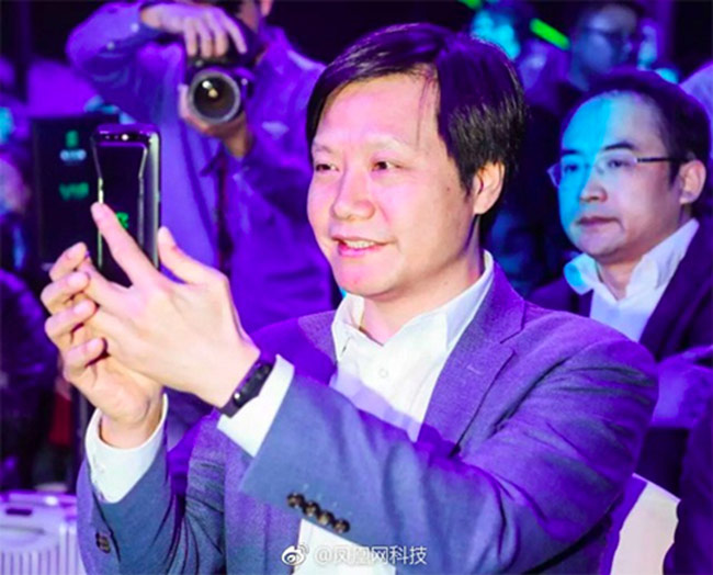 Xiaomi Mi Band 3 lộ diện, có thể trang bị GPS