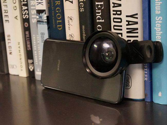 Lens Mobile