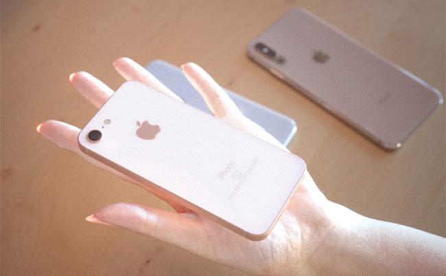 iPhone SE 2 nằm gọn trên tay với màn hình chỉ khoảng 4,2 inch, không có giắc cắm tai nghe.