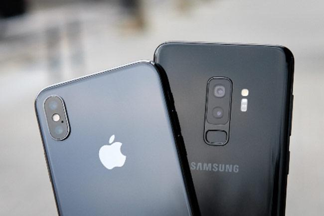 iPhone X là smartphone bán chạy nhất thế giới đầu 2018