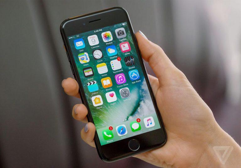 Lỗi micro này chỉ xuất hiên trên iPhone 7 và 7 Plus.