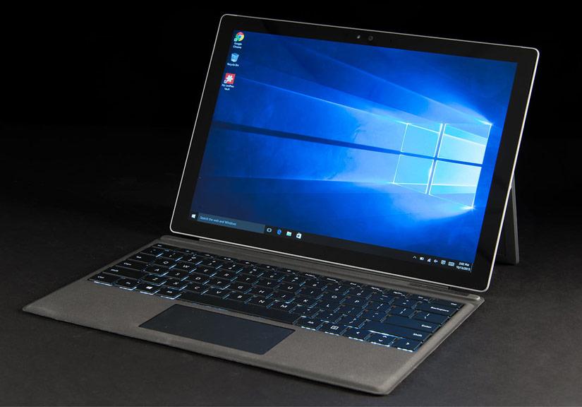 Microsoft thừa nhận lỗi màn hình trên Surface Pro 4