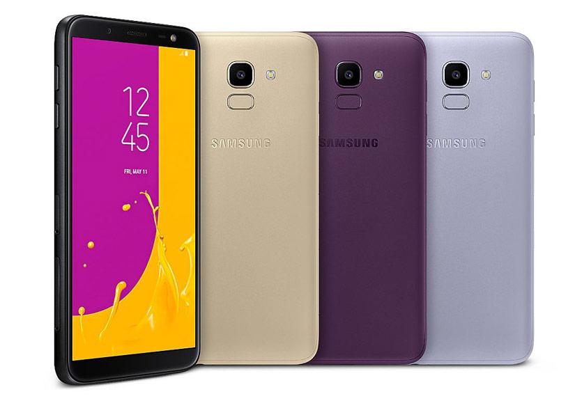 Samsung ra mắt hai smartphone giá rẻ Galaxy J4 và J6