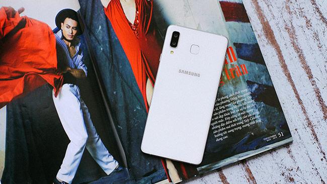 Galaxy A8 Star sở hữu thiết kế và camera đột phá nhất trong dòng A Series nói riêng và smartphone Samsung nói chung