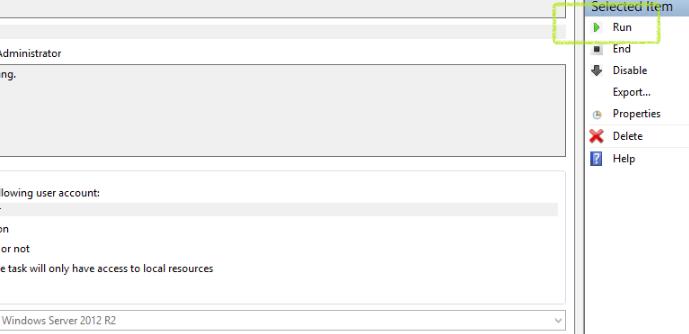Tự động sao lưu database Microsoft SQL Server(automatic backup database) - hình 1