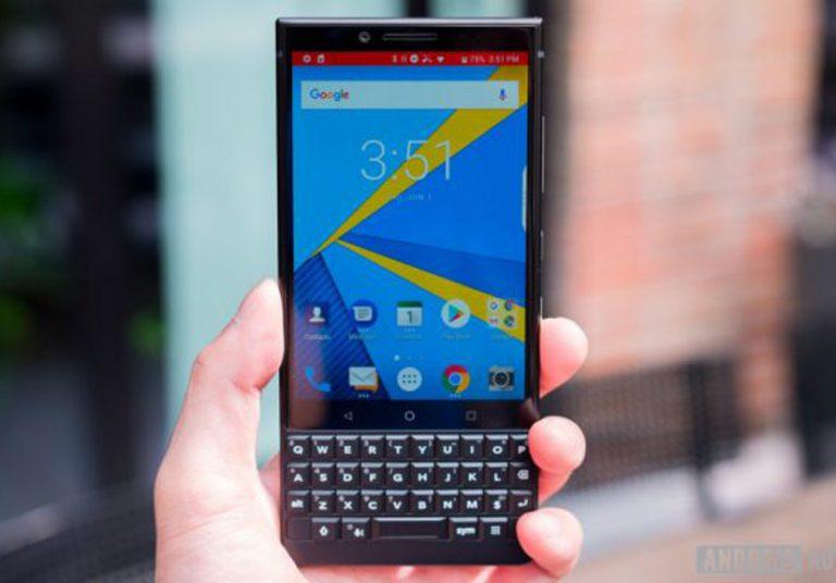 BlackBerry KEY2 vừa chính thức ra mắt có gì hấp dẫn?