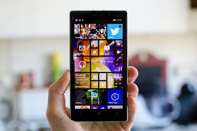 sự thất bại của Windows Phone là vì các nhà phát triển không còn mặn mà với nền tảng hệ điều hành Windows Mobile