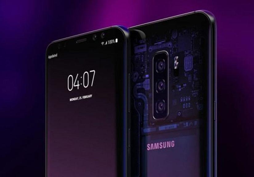 Galaxy S10 có hai kích cỡ màn hình, loại bỏ máy quét mống mắt