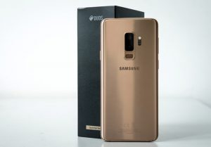 Galaxy S9+ phiên bản Sunrise Gold có giá 25 triệu đồng