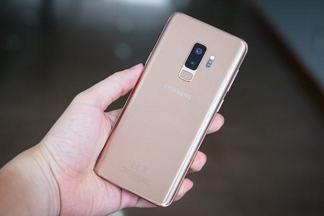 Galaxy S9+ là smartphone Samsung có nhiều màu sắc nhất ở Việt Nam