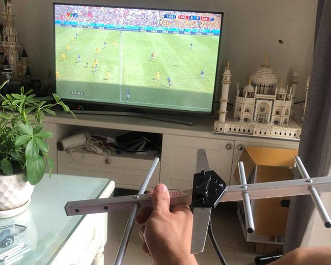 Muôn kiểu xem World Cup cMuôn kiểu xem World Cup của dân công nghệủa dân công nghệ