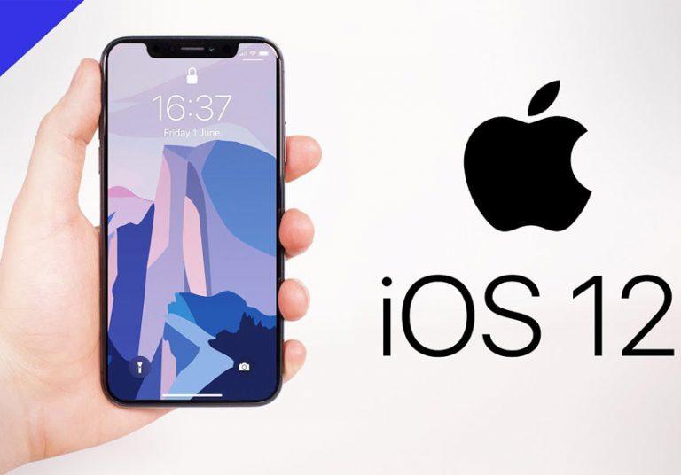 Người dùng iPhone gặp lỗi khi lên iOS 12 beta