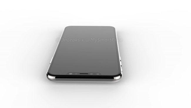 Thiết kế được cho là iPhone 2018 màn hình 6,5 inch