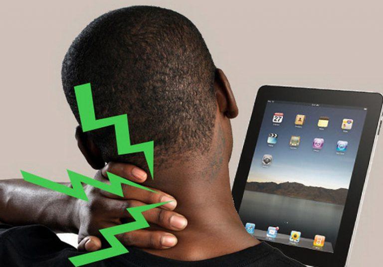 Chứng bệnh vừa được phát hiện từ những người nghiện iPad