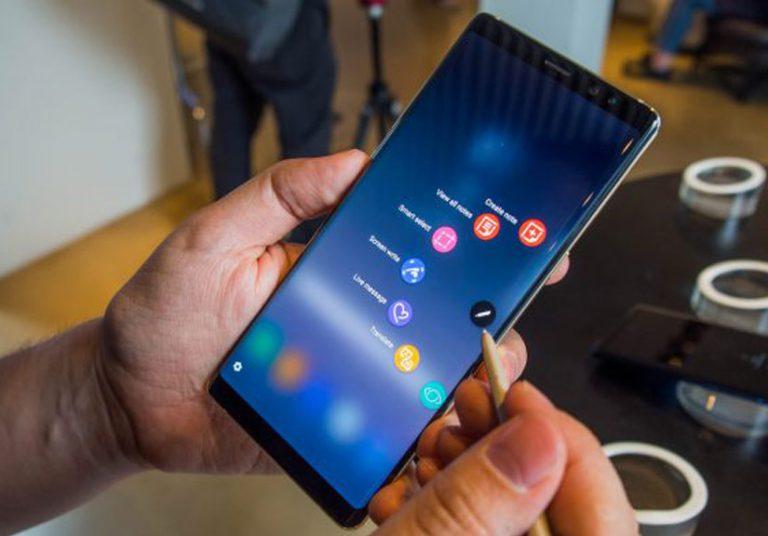 Galaxy Note 9 có thể quay phim 960fps tốt hơn Galaxy S9
