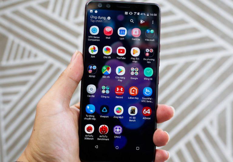 HTC U12 Plus về Việt Nam, giá 20 triệu đồng