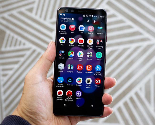 Máy chạy Android 8 mới nhất