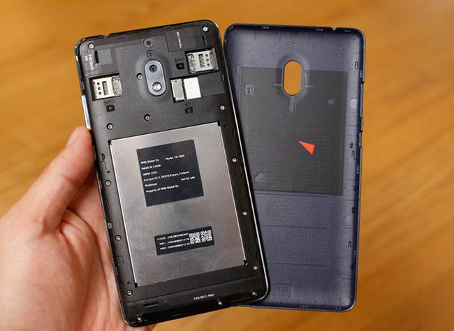 Nokia 2.1 được làm mềm mại hơn so với thế hệ trước