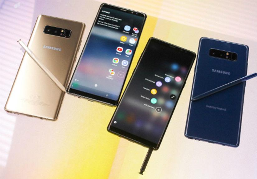 Note9 chưa ra, Samsung đã giảm giá Galaxy Note8
