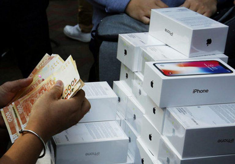 Giá trị 1.000 tỷ USD của Apple khi 'quy đổi' sang iPhone X