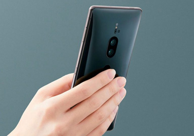 Mảng điện thoại của Sony liên tục sụt giảm.