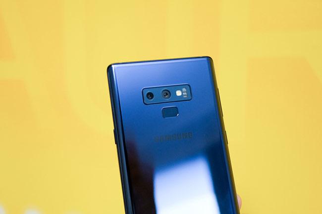 Camera kép trên Note9 được kế thừa từ S9+