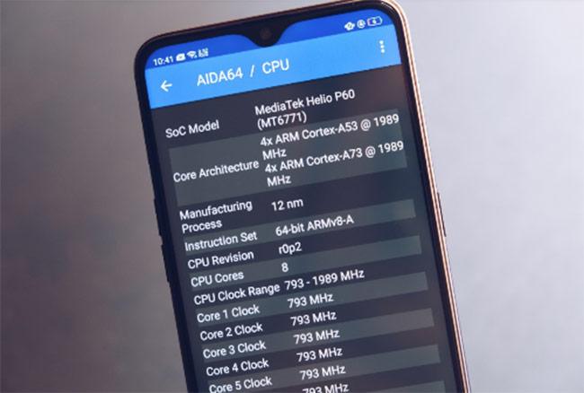 Những điểm mới trên smartphone màn hình 'giọt nước' Oppo F9