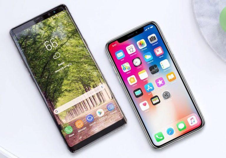 Galaxy S và Galaxy Note xuất hiện