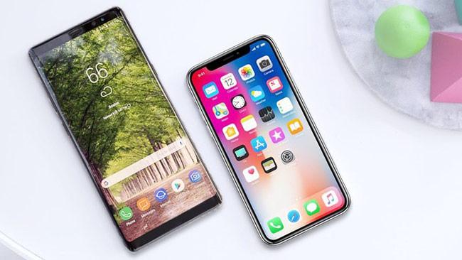 Những kỳ vọng với Note9 trước trào lưu 'nhái' iPhone X