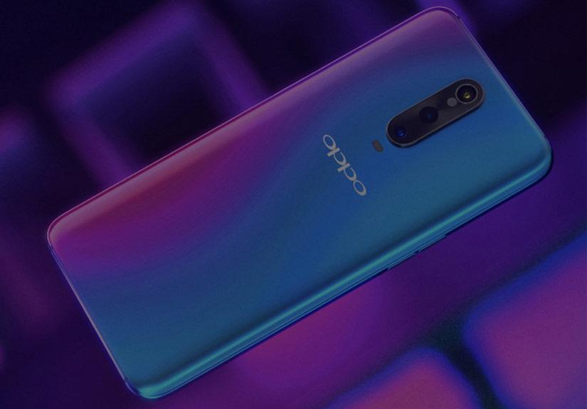 Oppo R17 Pro ra mắt: 3 camera, cảm biến vân tay dưới màn hình
