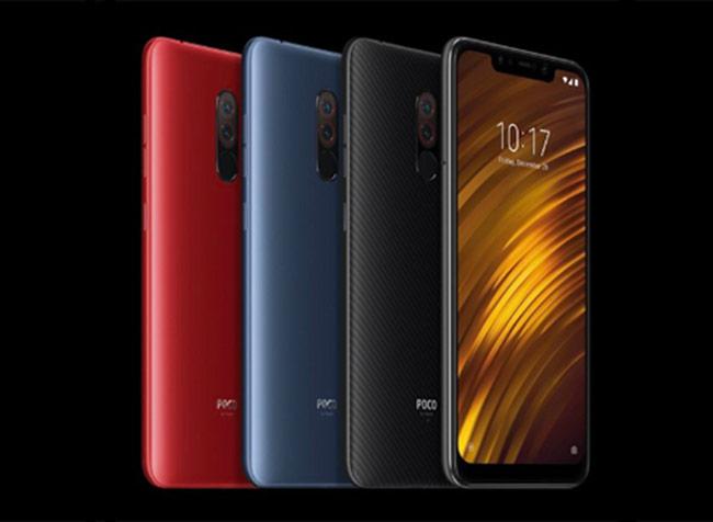Xiaomi ra Poco F1 dùng chip như Galaxy Note9, giá 300 USD