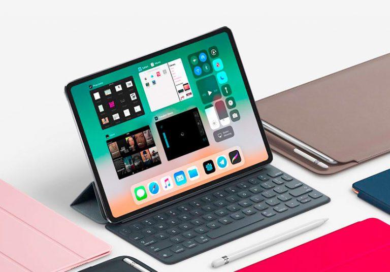 Ảnh dựng iPad Pro 2018 dựa trên tin đồn