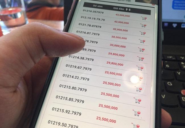 Rạng sáng ngày 15/9, 60 triệu SIM 11 số sẽ bước vào giai đoạn chuyển đổi về dạng 10 số kéo dài tới đầu tháng 10/2018
