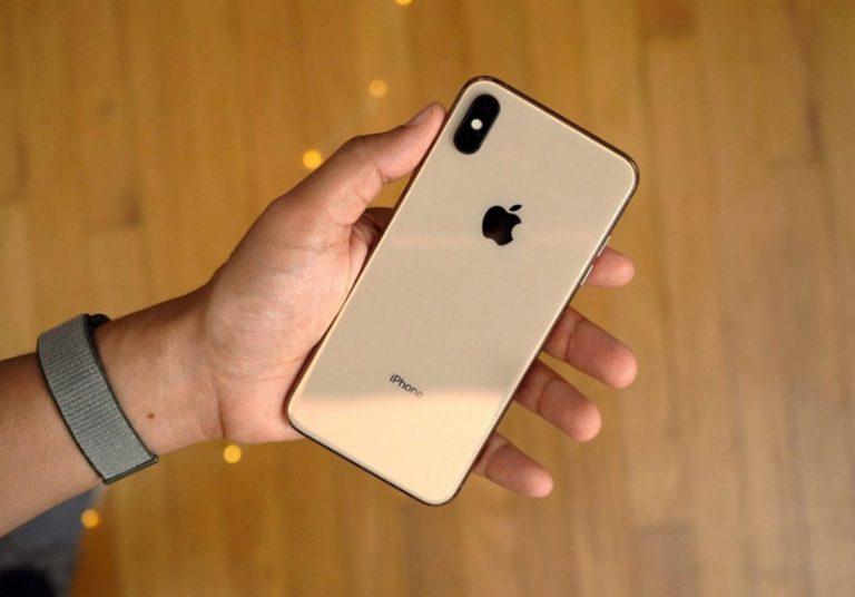 Giá iPhone Xs Max 2 sim vật lý xuống dưới 30 triệu đồng