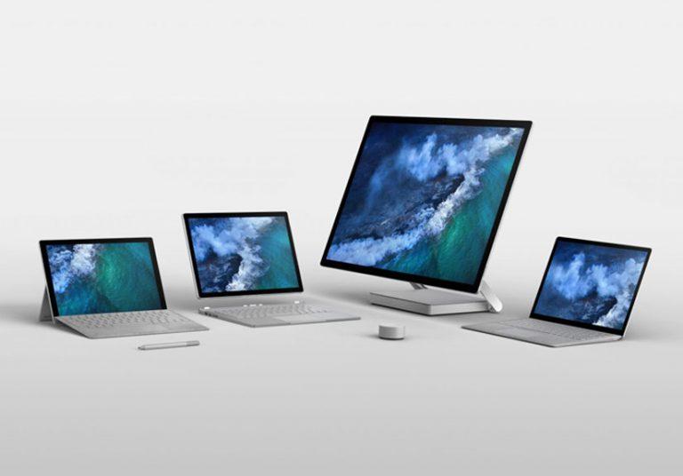 Microsoft ra mắt Surface thế hệ mới ngày 9/10