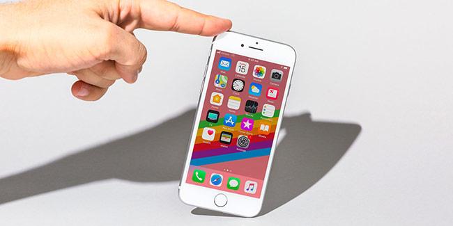 Một số iPhone 8 gặp lỗi sản xuất