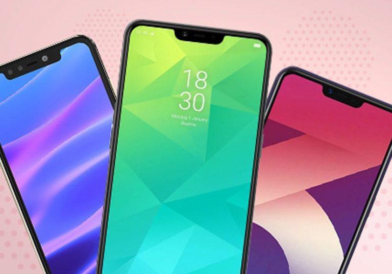 3 smartphone mới tầm giá 4 triệu đồng đọ sức