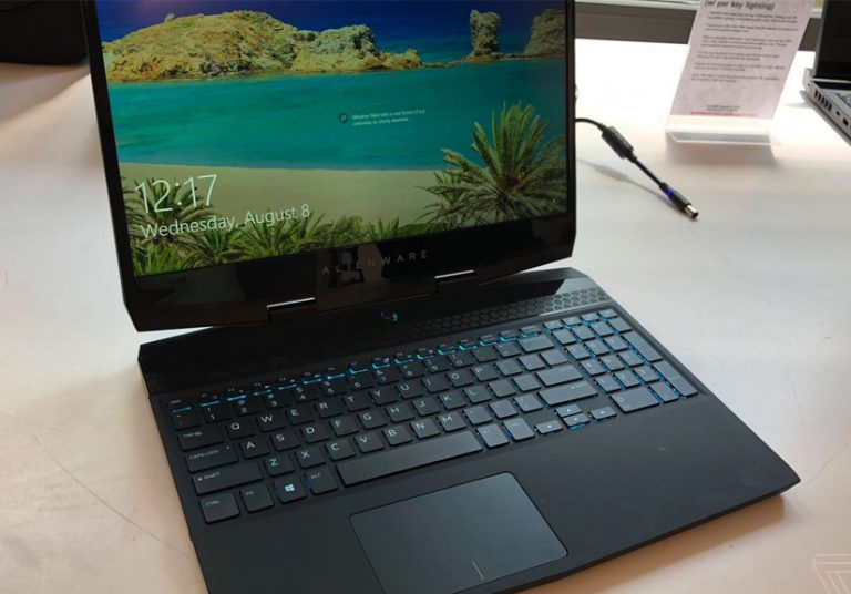 Alienware ra laptop chơi game chỉ mỏng 2,1 cm