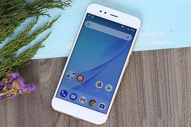 Điện thoại Xiaomi Mi A1 – 32GB (3,69 triệu đồng)